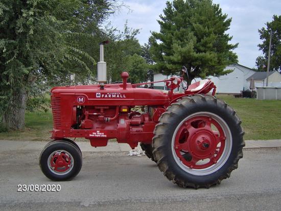 1944 Farmall M Tractor