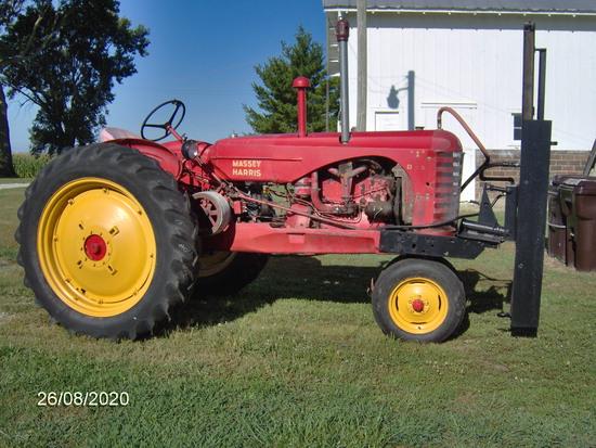 1950 Massey Harris 44 Tractor