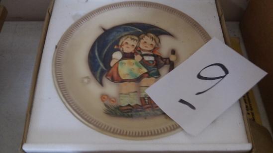 Gobel plate