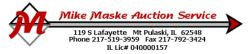 Maske Auction Service