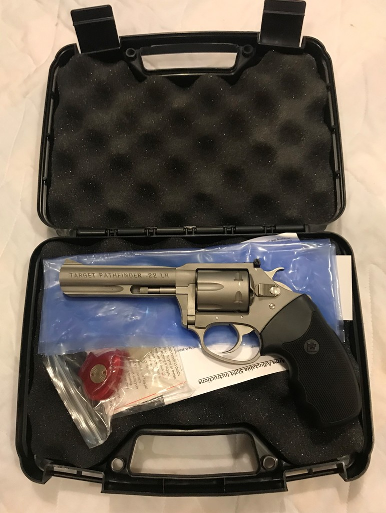 Charter Arms Pathfinder |     Auctions Online | Proxibid