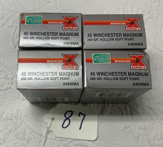 Winchester Super X Ammo