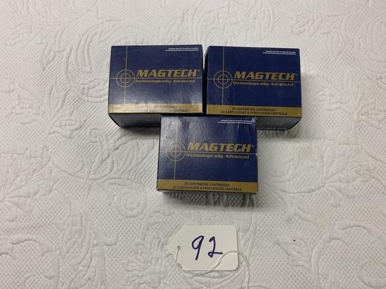 Mag-Tech Ammo