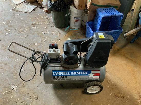 Campbell Hausfeld 3.5 Air Compressor