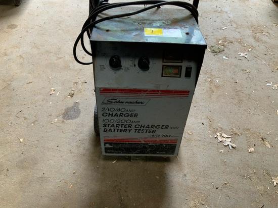 Schumacker Battery Charger