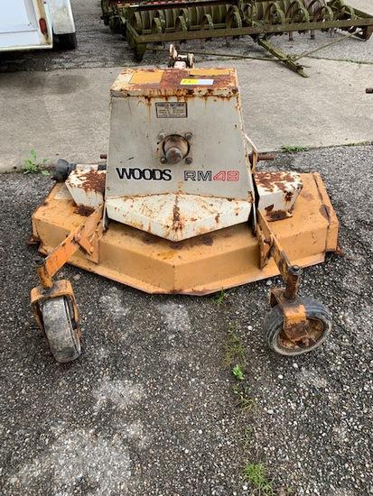 Woods RN 48 Finish Mower