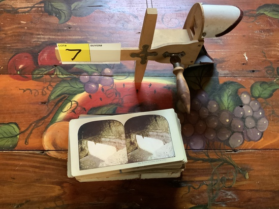 Viewfinder and Cards