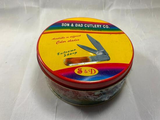 Son & Dad Cutlery Co. Pocketknife