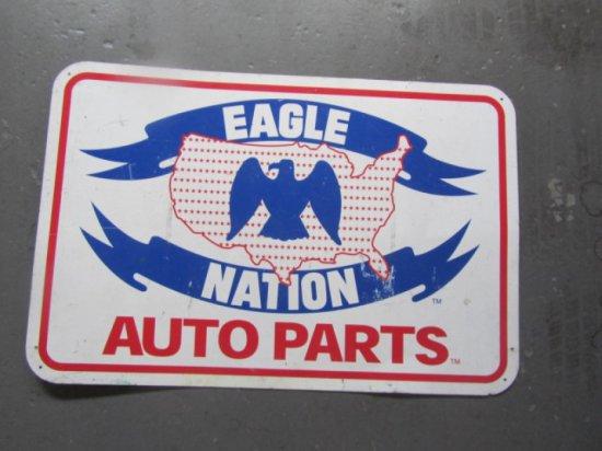 EAGLE NATION AUTO PARTS, SST, 24X36
