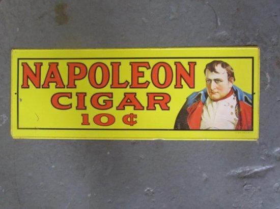 NAPOLEON CIGAR SST EMBOSSED, 7X19