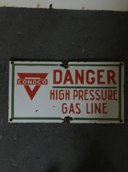 CONOCO DANGER SSP, 15X8