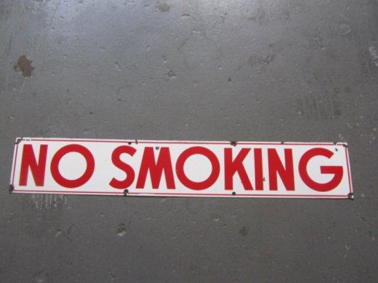 NO SMOKING SSP, 8X48