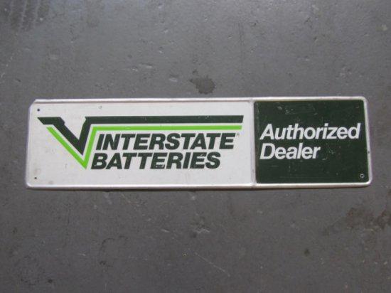 INTERSTATE BATTERIES, 30X8