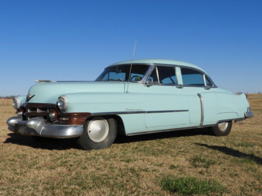 1952 Cadillac Series 62 Golden Anniv.