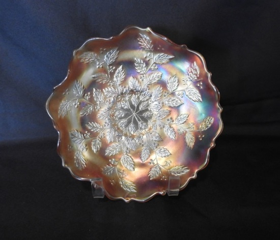 """Marigold Carnival bowl, 9"""""""