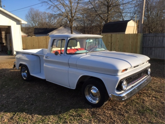 1963 Chevy Pick-up
