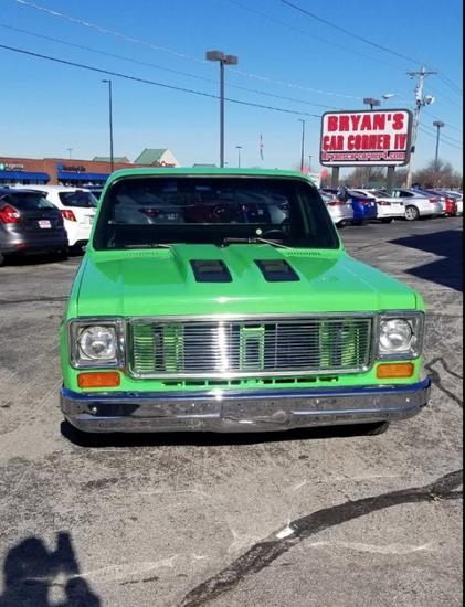1978 Chevy C10