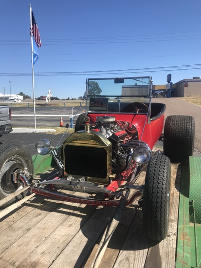 1930 Ford Tbucket   NO RESERVE