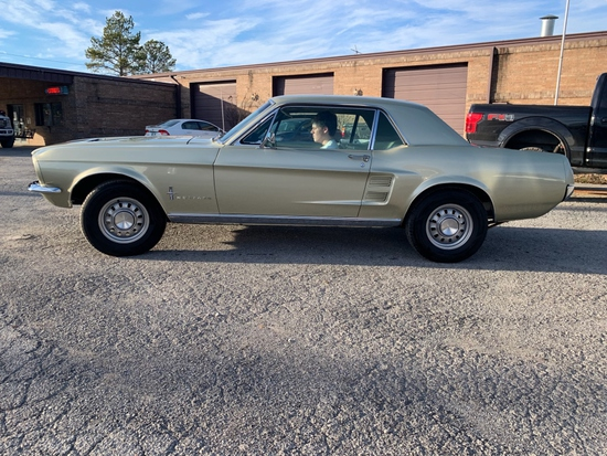 1967 Ford Mustang   NO RESERVE