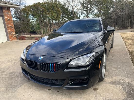 2015 BMW 640i M Sport