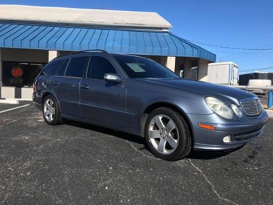 2004 Mercedes E500 Wagon