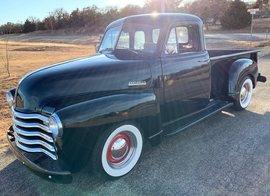 1953 Chevy 5 window pickup
