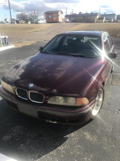 1998 BMW 528i  NO RESERVE