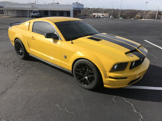 2006 Mustang GT   NO RESERVE