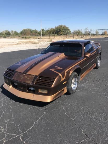 1984 Camaro z28