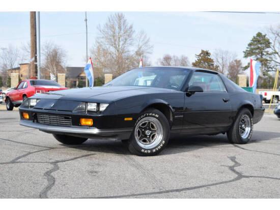 1986 Camaro