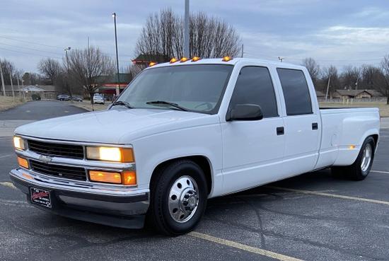 1999 Chevy 1 ton Crew Cab