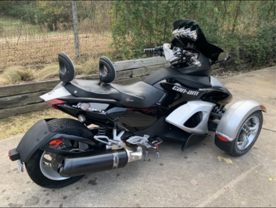 2007 Can Am Spyder