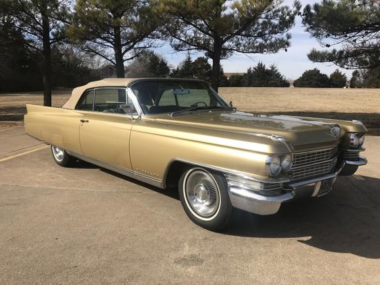 1963 Cadillac El Dorado