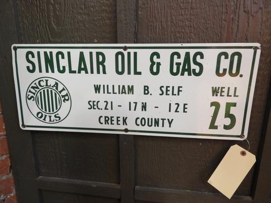 Sinclair Oil & Gas Co. w/ older Sinclair Oils logo