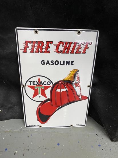 Texaco Firechief SSP 12x18