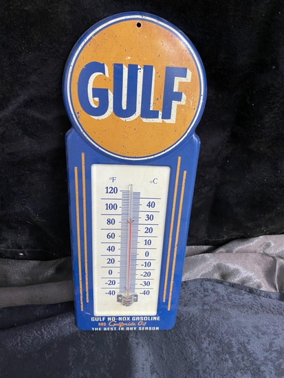 Gulf SST thermometer 15 1/2x5 1/2