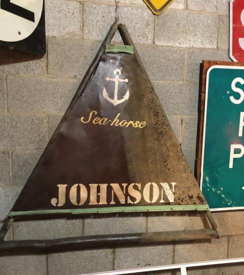 Seahorse Johnson, 1930's