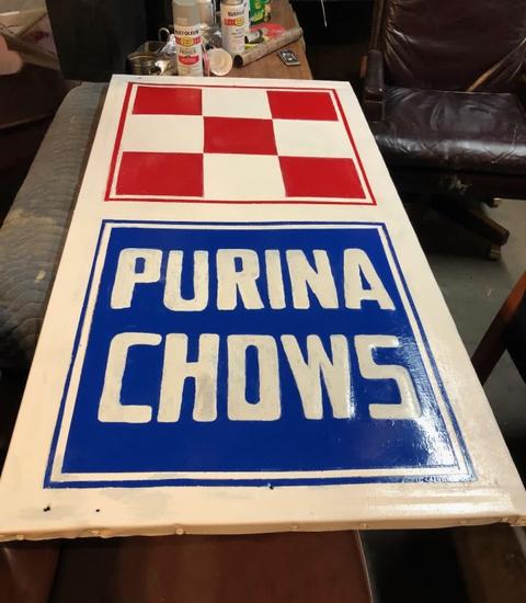 Purina Chows 24x46
