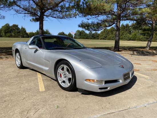 1998 Chevy Corvette  NO RESERVE