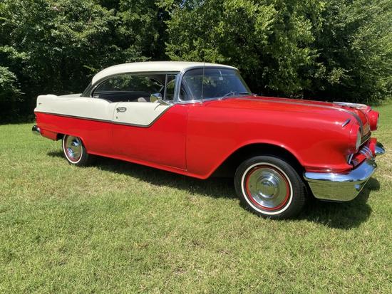 1955 Pontiac Chieftan   NO RESERVE