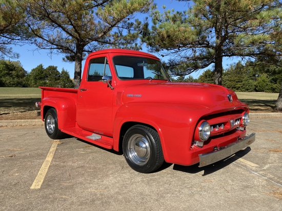 1953 Ford F-100   NO RESERVE