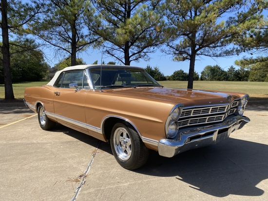 1967 Ford Galaxie 500  NO RESERVE