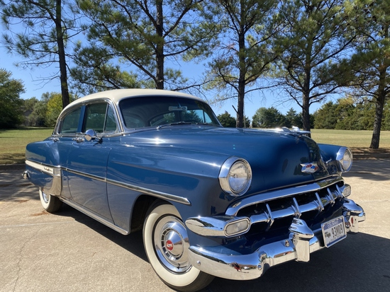1954 Chevy Bel Air  NO RESERVE