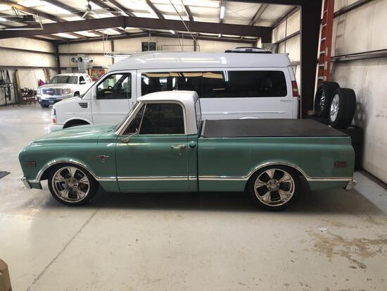 1968 Chevy SWB