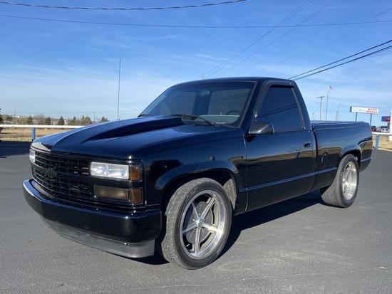 1992 Chevy 1500 SWB