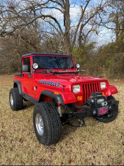 1990 Jeep Scrambler