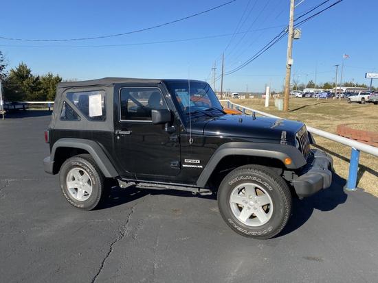 2016 Jeep Wrangler 4x4