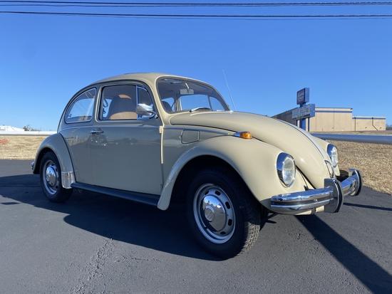 1968 Volkswagon Beetle