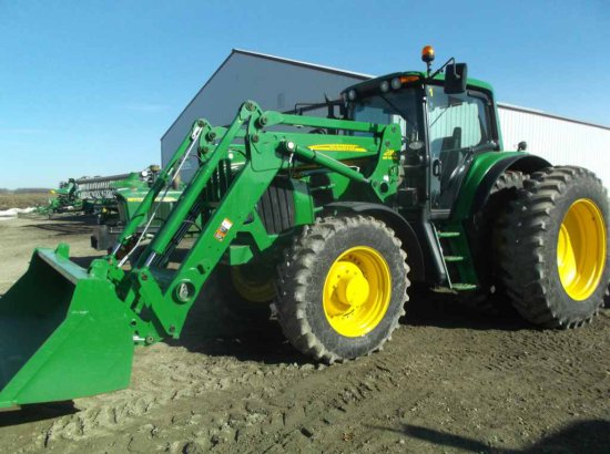JD 7330 Tractor