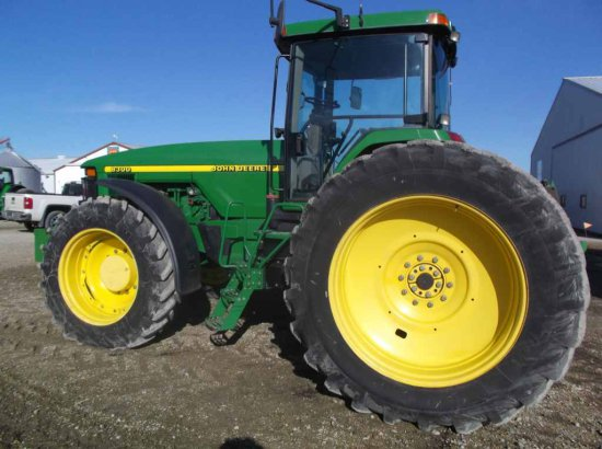 JD 8300 Tractor